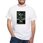Vintage Promo Poster White T-Shirt