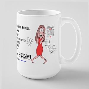 The Social Worker Mug