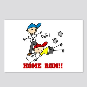 Home Run Baseball Postcards (Package of 8)