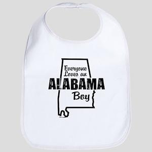 Alabama Boy Bib
