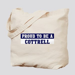 Proud to be Cottrell Tote Bag