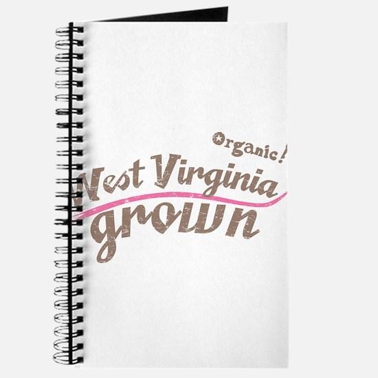 Organic! West Virginia Grown! Journal