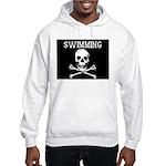 Swimming Pirate Hooded Sweatshirt