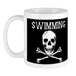 Swimming Pirate Mug