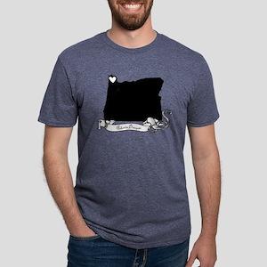 Astoria Mens Tri-blend T-Shirt