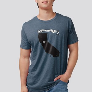 Sacramento Mens Tri-blend T-Shirt