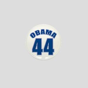 OBAMA 44 44th President Mini Button