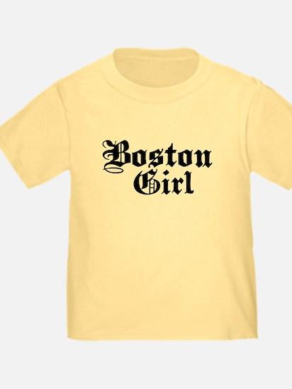 Boston Girl T
