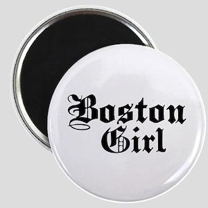 Boston Girl Magnet
