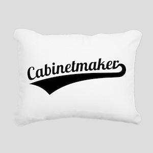 Cabinetmaker Rectangular Canvas Pillow