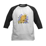 Honey Bee Dance Kids Baseball Jersey