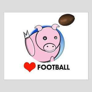 football Small Poster
