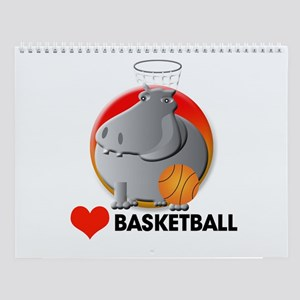 basketball Wall Calendar