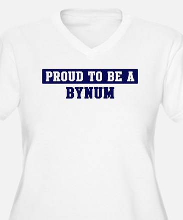 Proud to be Bynum T-Shirt
