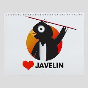 javelin Wall Calendar