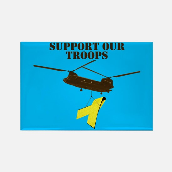 Fridge Magnet Support our Troops
