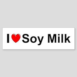 Soy Milk Sticker (Bumper)