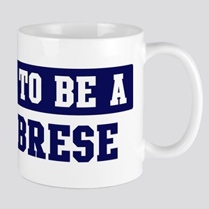 Proud to be Calabrese Mug
