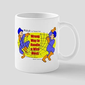 Construction Safety Mug
