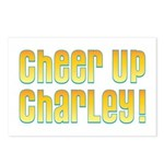 Willy Wonka's Cheer Up Charley Postcards (Package