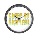 Willy Wonka's Cheer Up Charley Wall Clock