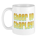 Willy Wonka's Cheer Up Charley Mug