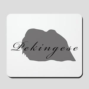 Pekingese Mousepad