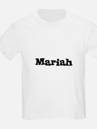 Mariah Kids T-Shirt