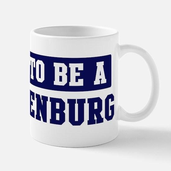 Proud to be Brandenburg Mug