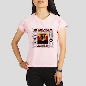 Die_Mannschaft Performance Dry T-Shirt