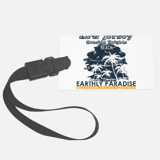 New Jersey - Seaside Heights Luggage Tag