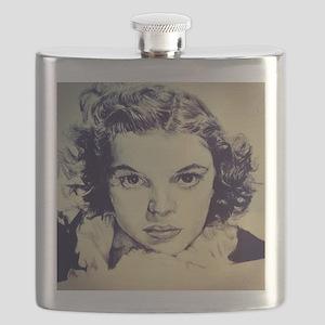 Judy Garland Portrait Ink Flask
