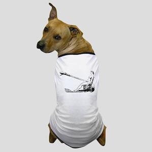 1860 Pelvic Douche Illustration Dog T-Shirt