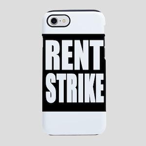 Rent Strike iPhone 8/7 Tough Case