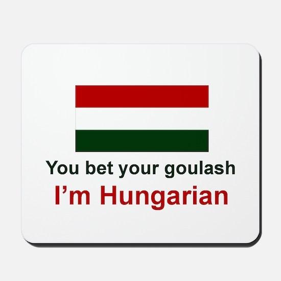 Hungarian Goulash Mousepad