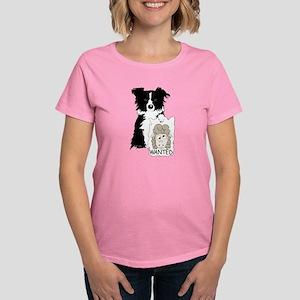 Sheep Wanted Women's Dark T-Shirt