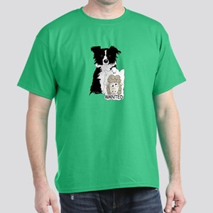 Sheep Wanted Dark T-Shirt