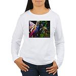 Three Dryads Women's Long Sleeve T-Shirt