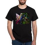 Three Dryads Dark T-Shirt