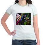 Three Dryads Jr. Ringer T-Shirt