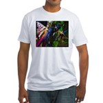 Three Dryads Fitted T-Shirt