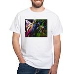 Three Dryads White T-Shirt