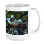 Mia and the Ogre Large Mug