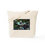 Mia and the Ogre Tote Bag