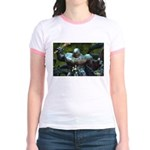 Mia and the Ogre Jr. Ringer T-Shirt