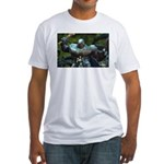 Mia and the Ogre Fitted T-Shirt