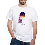 Aries White T-Shirt