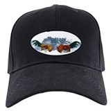 Gallos Baseball Cap with Patch