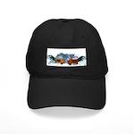 Flared Hackles Logo Cap (black)