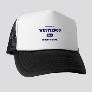 Property of my Westiepoo Trucker Hat